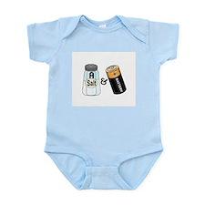 salt n battery Infant Bodysuit