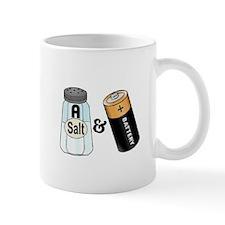 salt n battery Mug
