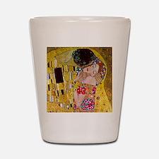Gustav Klimt The Kiss Shot Glass