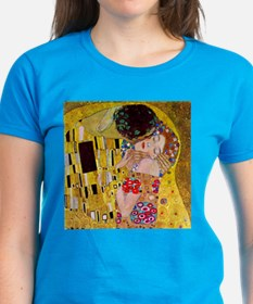 Gustav Klimt The Kiss Tee