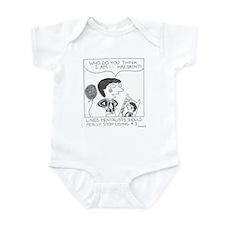 Groovy Mentalist Infant Creeper