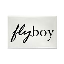 Fly Boy Rectangle Magnet