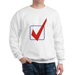 Check Mark Sweatshirt