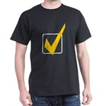 Check Mark Dark T-Shirt
