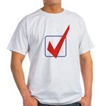 Check Mark Light T-Shirt