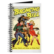 Broncho Bill #11 Journal