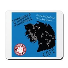 Schnoodle Cafe Mousepad