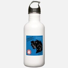 Schnoodle Cafe Water Bottle