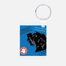 Schnoodle Cafe Keychains