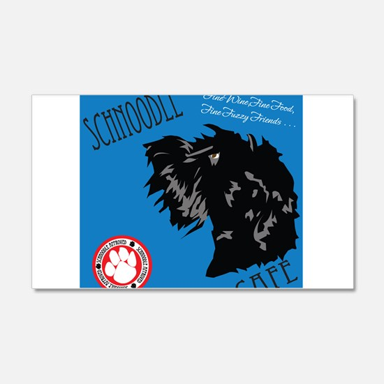 Schnoodle Cafe Wall Decal