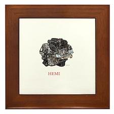 Hemi Framed Tile