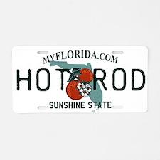 Florida - Sunshine State - license plate replica