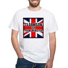 Clarkson for Prime Minister Shirt