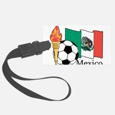 Mexico.png Luggage Tag