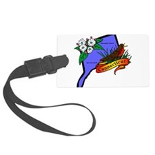 Connecticut.png Luggage Tag