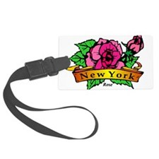 New York (2).png Luggage Tag