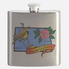 North Dakota.png Flask
