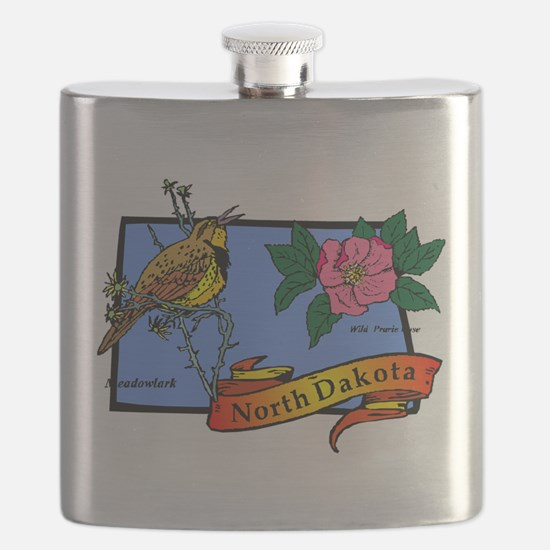 North Dakota.png Flask