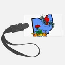 Ohio.png Luggage Tag