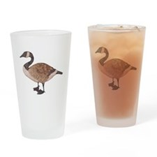 Canada Goose Drinking Glass