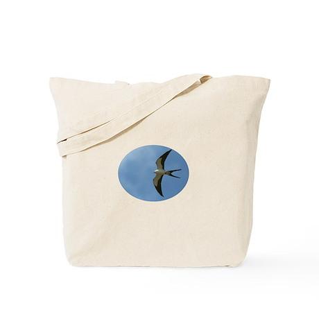 Elegance on Blue Tote Bag
