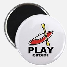 Play Outside Magnet