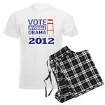Invisible Obama Men's Light Pajamas