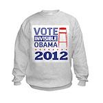 Invisible Obama Kids Sweatshirt