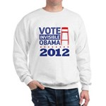Invisible Obama Sweatshirt
