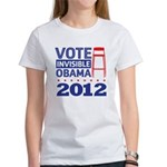 Invisible Obama Women's T-Shirt