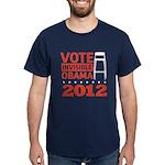 Invisible Obama Dark T-Shirt