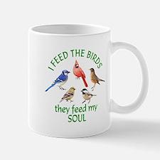 Bird Feeder Mug