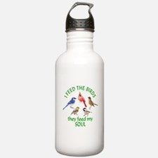 Bird Feeder Water Bottle