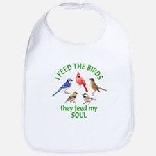 Bird Feeder Bib