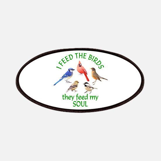 Bird Feeder Patches