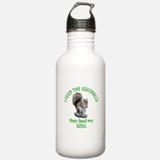 Squirrel Feeder Water Bottle