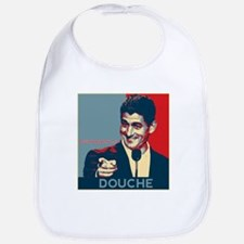 "Paul Ryan - ""Douche"" Bib"
