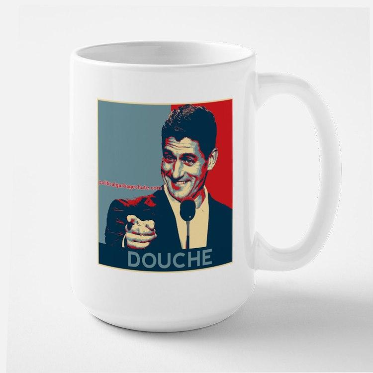 "Paul Ryan - ""Douche"" Mug"