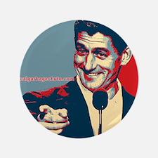 "Paul Ryan - ""Douche"" 3.5"" Button"
