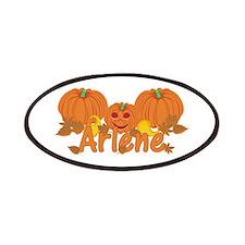 Halloween Pumpkin Arlene Patches