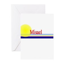Misael Greeting Cards (Pk of 10)
