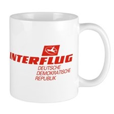 Interflug Mugs