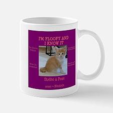 Floofy and She Knows It Mug