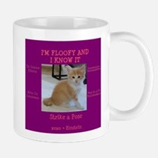 Floofy Einstein Mug