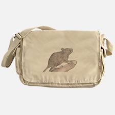 Baby Rat Messenger Bag