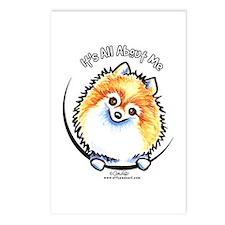 Pomeranian IAAM Postcards (Package of 8)