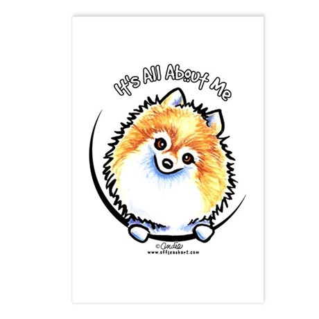 Pomeranian IAAM Postcards (Package of 8)