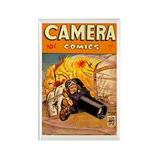 Camera Comics #1 Rectangle Magnet