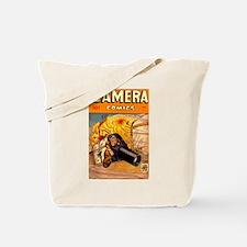 Camera Comics #1 Tote Bag