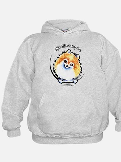 Pomeranian IAAM Hoodie